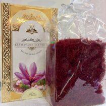 زعفران کشاورز 250 گرمی پلمپ