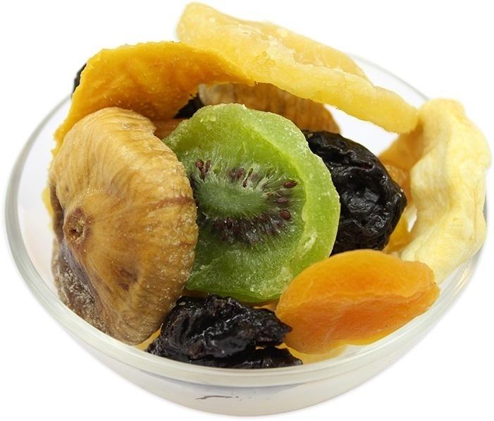 میوه های خشک